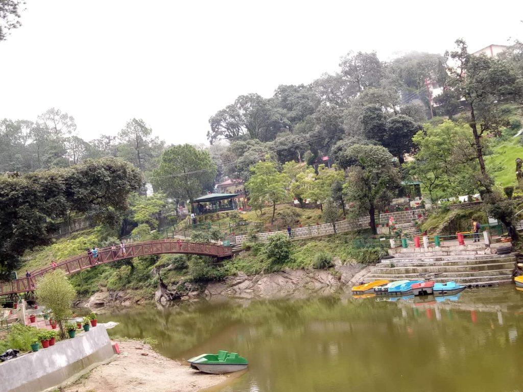 delhi to lansdowne